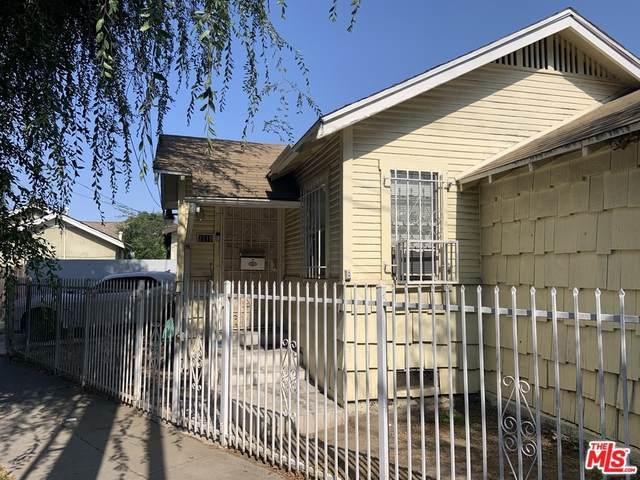 2810 Southwest Drive, Los Angeles (City), CA 90043 (#21766932) :: Jett Real Estate Group