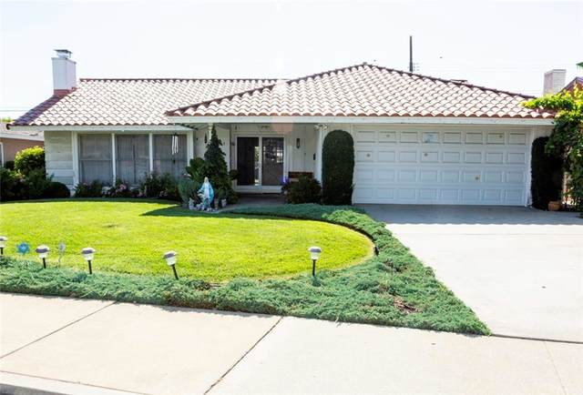 1363 Claremont Place, Pomona, CA 91767 (#OC21167106) :: Realty ONE Group Empire