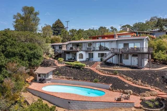 800 La Mesa Drive, Portola Valley, CA 94028 (#ML81856052) :: Pam Spadafore & Associates