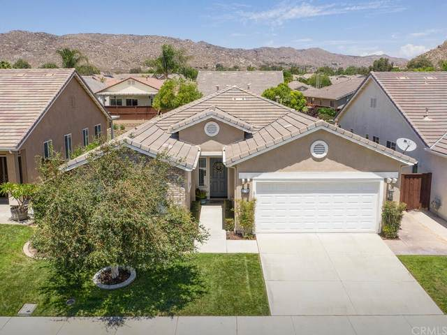 7756 Gibson Circle, Hemet, CA 92545 (#SW21166260) :: Realty ONE Group Empire