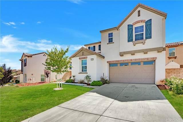 29060 N West Hills Drive, Valencia, CA 91354 (#SR21166281) :: The Najar Group