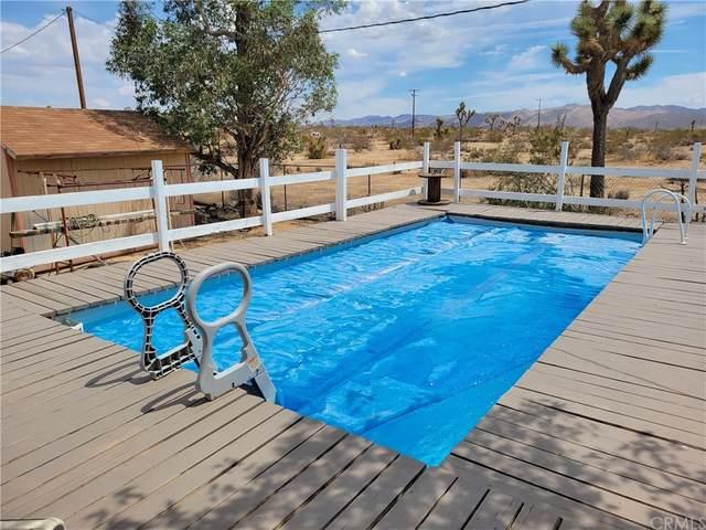 4537 Anita Avenue, Yucca Valley, CA 92284 (#JT21167105) :: Elevate Palm Springs