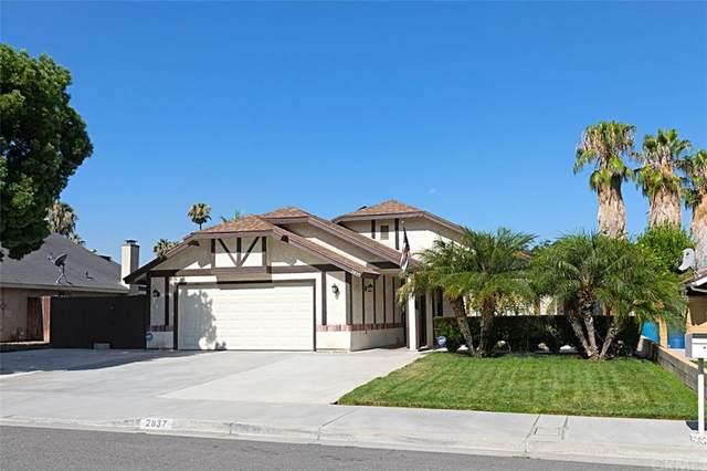 2837 Don Goodwin Drive, Riverside, CA 92507 (#IV21167126) :: eXp Realty of California Inc.