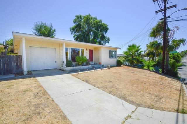 6901 Alamo Way, La Mesa, CA 91942 (#PTP2105361) :: Cochren Realty Team | KW the Lakes