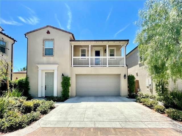 138 Halo, Irvine, CA 92618 (#AR21097399) :: The Kohler Group
