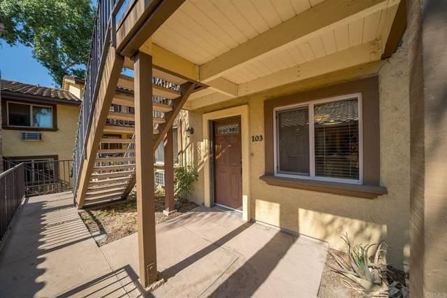 2736 B Street #103, San Diego, CA 92102 (#NDP2108865) :: Latrice Deluna Homes