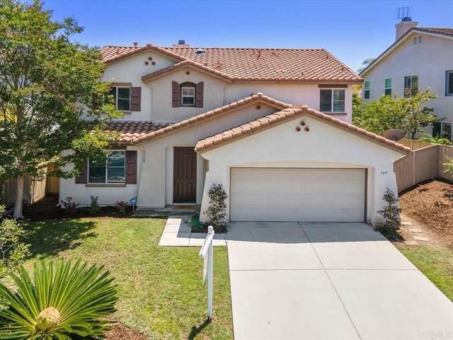 789 Avenida Codorniz, San Marcos, CA 92069 (#NDP2108866) :: RE/MAX Empire Properties