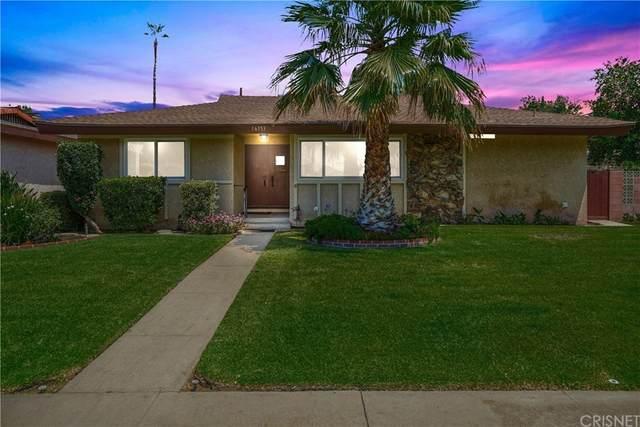 16353 Sunburst Street, North Hills, CA 91343 (#SR21166939) :: Robyn Icenhower & Associates
