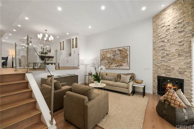 15229 Magnolia Boulevard B, Sherman Oaks, CA 91403 (#SR21167113) :: RE/MAX Empire Properties