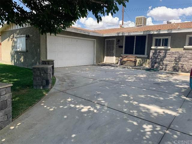 45430 Rodin Avenue, Lancaster, CA 93535 (#SR21167061) :: Jett Real Estate Group