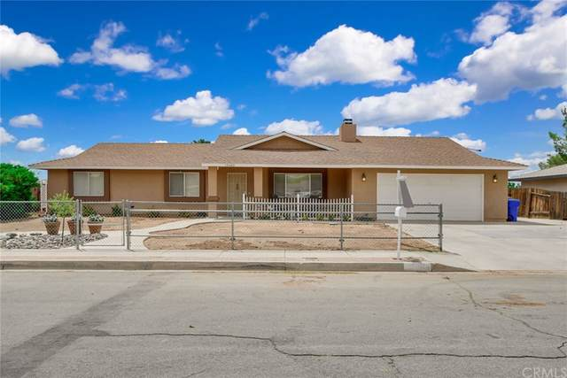 13460 Franceska Road, Apple Valley, CA 92308 (#CV21167162) :: RE/MAX Empire Properties