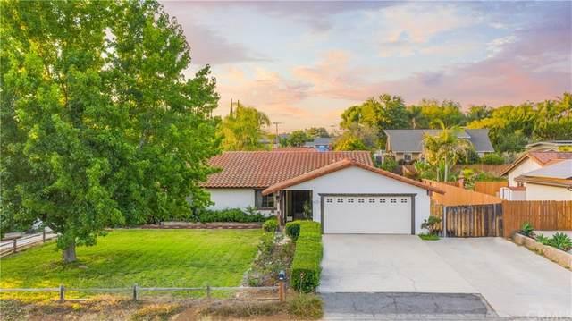 1112 Box Canyon Road, Fallbrook, CA 92028 (#SW21166884) :: The Kohler Group