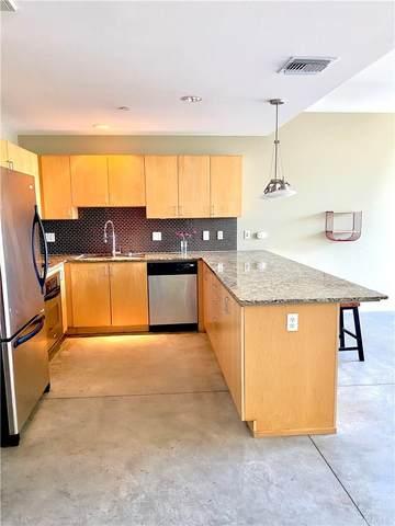 285 W 6th Street #508, San Pedro, CA 90731 (#SB21167134) :: Millman Team