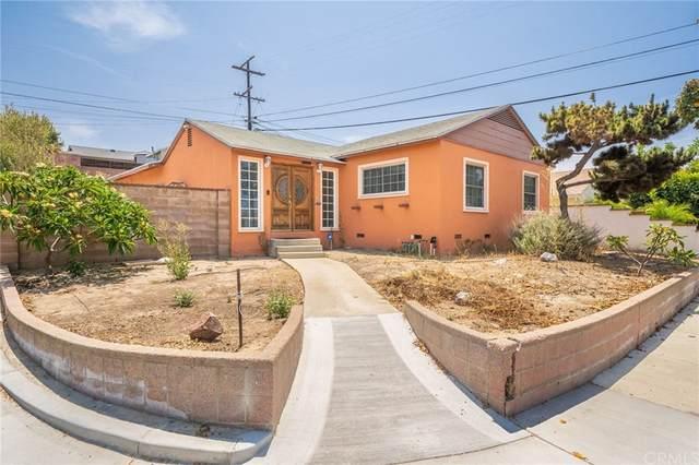 11602 Tarron Avenue, Hawthorne, CA 90250 (#CV21163333) :: Frank Kenny Real Estate Team