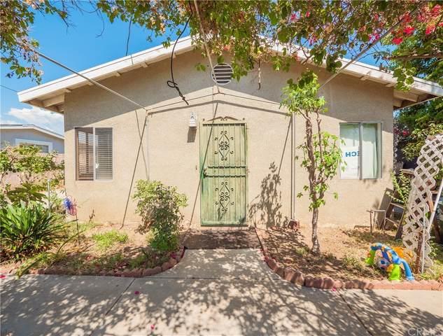 124 N Dalton Avenue, Azusa, CA 91702 (#CV21166993) :: Doherty Real Estate Group