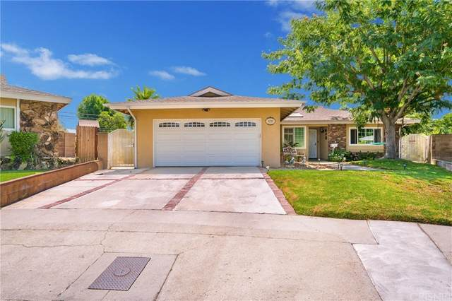 16708 Sunburst Street, Northridge, CA 91343 (#SR21167073) :: Cochren Realty Team | KW the Lakes