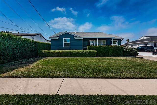 8417 Denton St, La Mesa, CA 91942 (#210021556) :: Zutila, Inc.