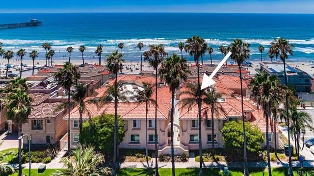 621 N Pacific Street #105, Oceanside, CA 92054 (#NDP2108871) :: Legacy 15 Real Estate Brokers