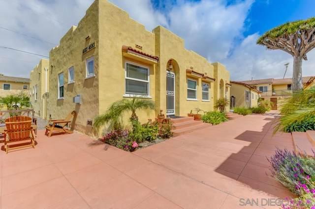 4587 Campus Ave, San Diego, CA 92116 (#210021557) :: The Kohler Group