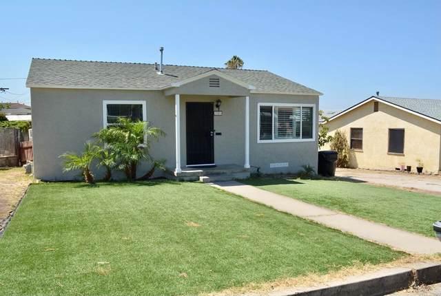 5943 Schuyler Street, San Diego, CA 92139 (#PTP2105366) :: Latrice Deluna Homes