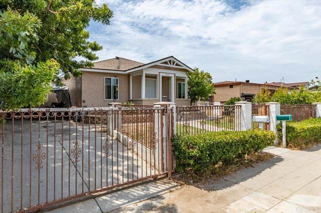 3865 67 Florence Street, San Diego, CA 92113 (#PTP2105367) :: Cochren Realty Team | KW the Lakes