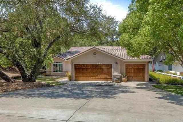 24741 Watt Rd., Ramona, CA 92065 (#NDP2108874) :: eXp Realty of California Inc.
