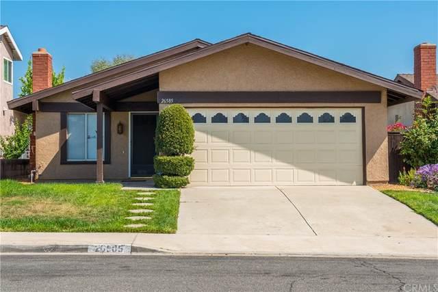 26585 Via Cuervo, Mission Viejo, CA 92691 (#OC21144632) :: Mint Real Estate