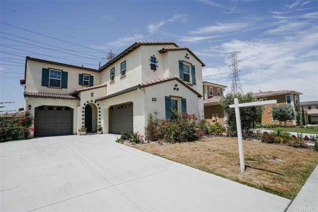 17176 Guarda Drive, Chino Hills, CA 91709 (#TR21164941) :: Cochren Realty Team   KW the Lakes