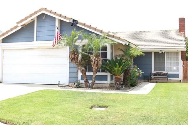 11322 Redwood Court, Fontana, CA 92337 (#CV21167234) :: Mainstreet Realtors®