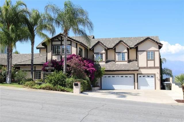 2364 Scenic Ridge Drive, Chino Hills, CA 91709 (#CV21166116) :: Cochren Realty Team   KW the Lakes