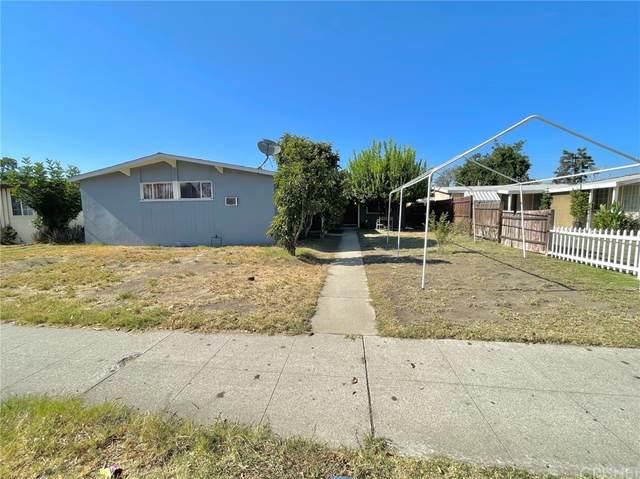 13833 Roscoe Boulevard, Panorama City, CA 91402 (#SR21167015) :: Zen Ziejewski and Team