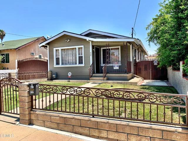 400 S Electric Avenue, Alhambra, CA 91803 (#V1-7471) :: Doherty Real Estate Group