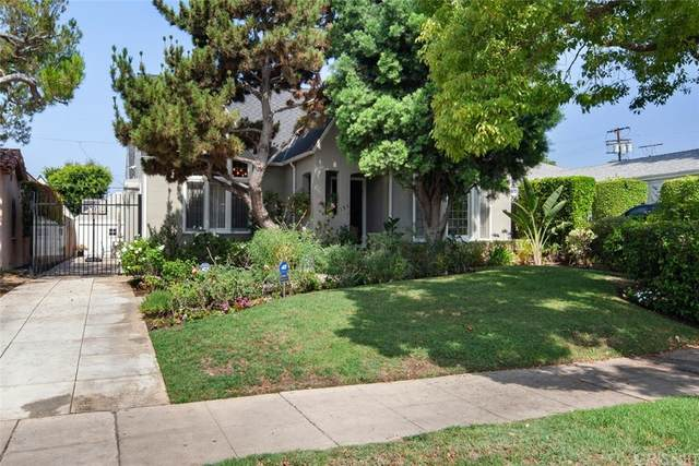 157 N Poinsettia Place, Los Angeles (City), CA 90036 (#SR21164372) :: Holmes Muirhead Team at Reviron Realty