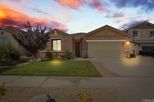 3768 Blackberry Drive, San Bernardino, CA 92407 (#CV21163454) :: RE/MAX Empire Properties