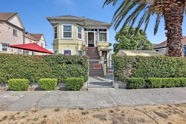 1522 18th Avenue, Oakland, CA 94606 (#ML81856087) :: Zen Ziejewski and Team