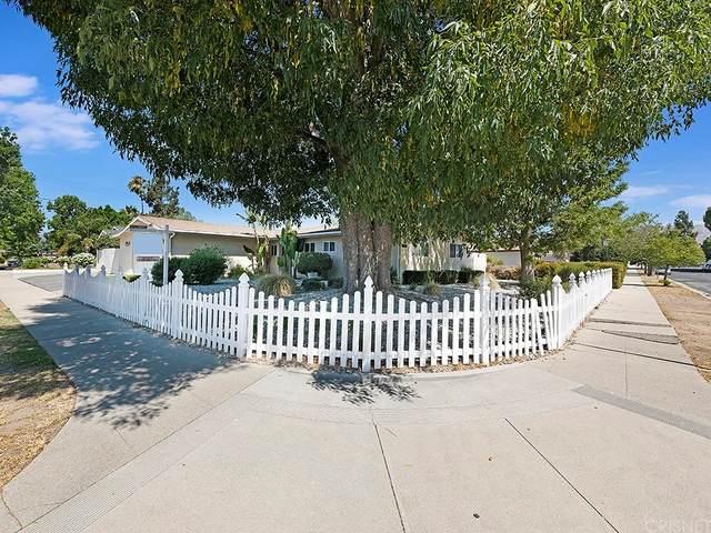 9801 Oso Avenue, Chatsworth, CA 91311 (#SR21167278) :: Jett Real Estate Group