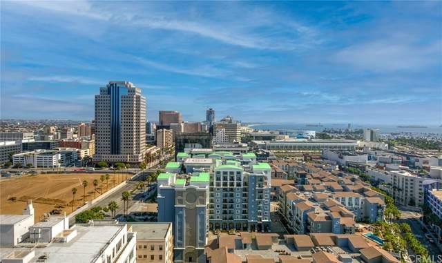 400 W Ocean Boulevard #2601, Long Beach, CA 90802 (#PW21167065) :: The Houston Team | Compass