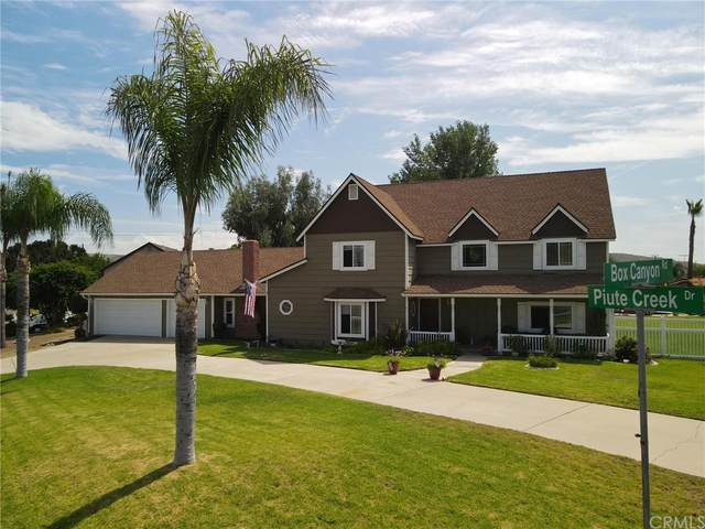 7218 Piute Creek Drive, Corona, CA 92881 (#IV21167287) :: The Houston Team | Compass