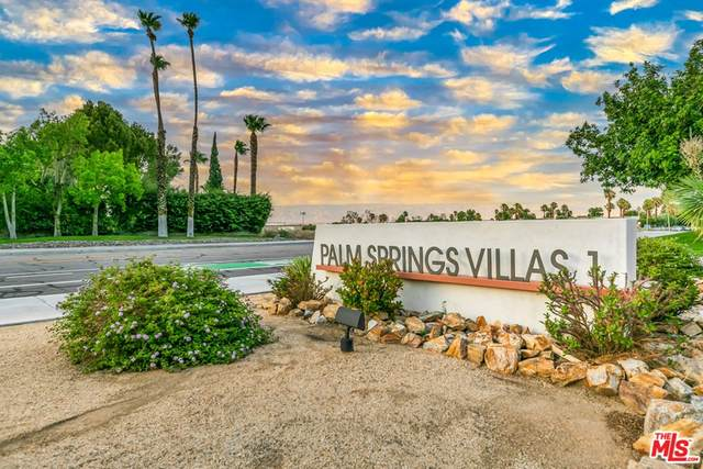 550 N North Villa Court #214, Palm Springs, CA 92262 (#21752210) :: RE/MAX Empire Properties