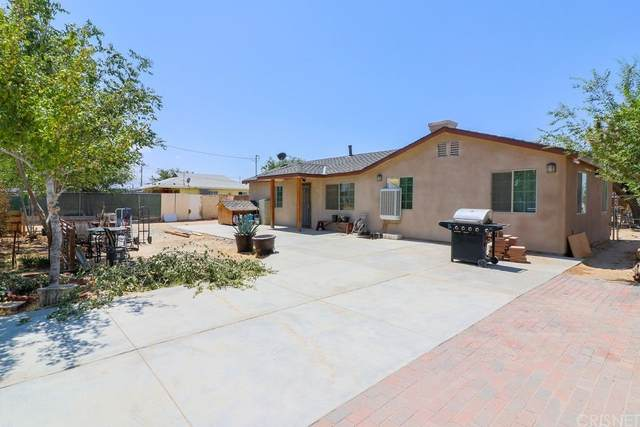 38437 88th Street E, Palmdale, CA 93552 (#SR21166904) :: Zutila, Inc.