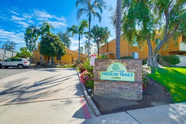 7767 Margerum Ave Unit 156, San Diego, CA 92120 (#210021570) :: Cochren Realty Team | KW the Lakes