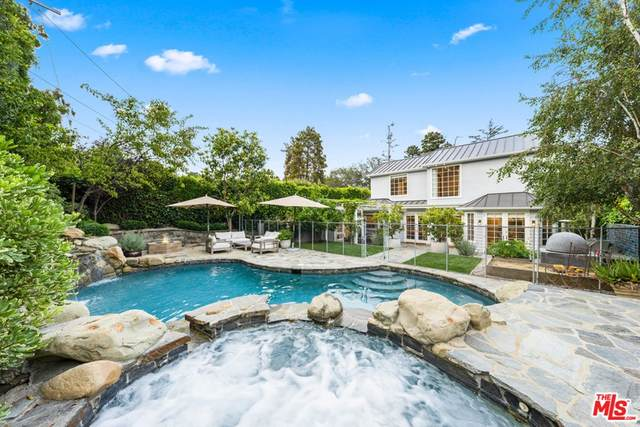 181 N Canyon View Drive, Los Angeles (City), CA 90049 (#21766490) :: Zen Ziejewski and Team