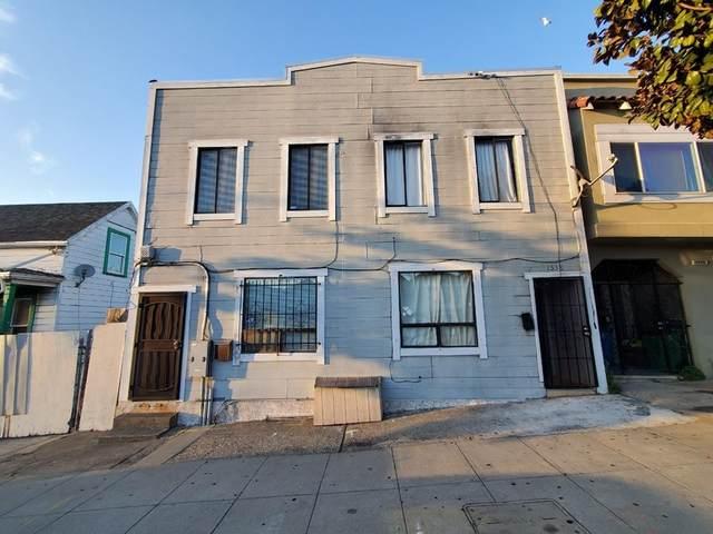 15381540 Palou, San Francisco, CA 94124 (#ML81849624) :: A|G Amaya Group Real Estate