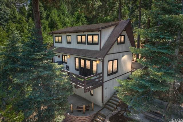 28545 Wabash Drive, Lake Arrowhead, CA 92352 (#EV21166919) :: The Kohler Group