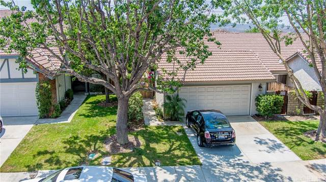 15730 Rosehaven Lane, Canyon Country, CA 91387 (#JT21165347) :: The Parsons Team