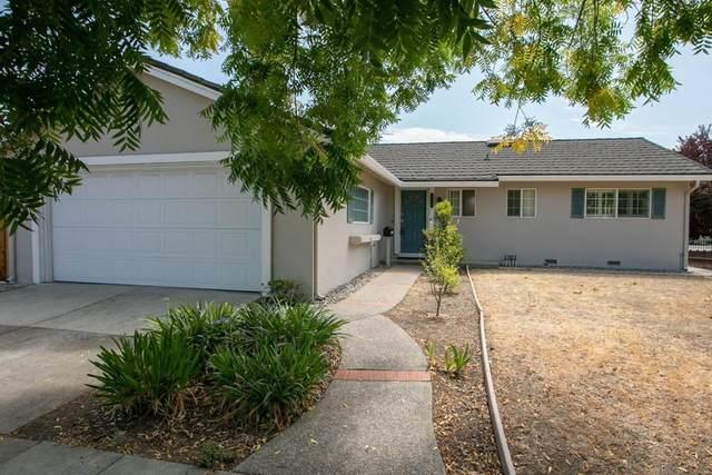 1096 Sweet Avenue, San Jose, CA 95129 (#ML81856121) :: The Houston Team | Compass