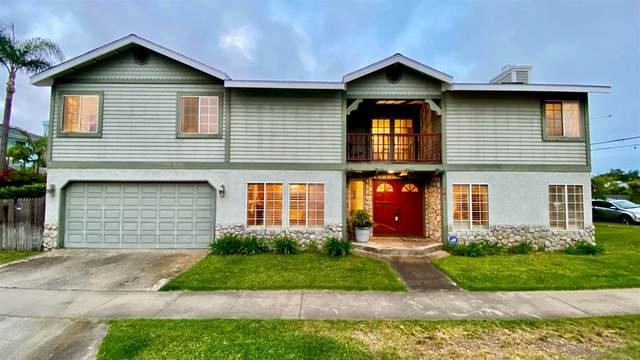 167 Marcheta Street, Encinitas, CA 92024 (#210021578) :: Legacy 15 Real Estate Brokers