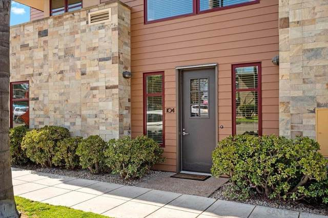 215 2nd Street #104, Encinitas, CA 92024 (#210021579) :: Legacy 15 Real Estate Brokers