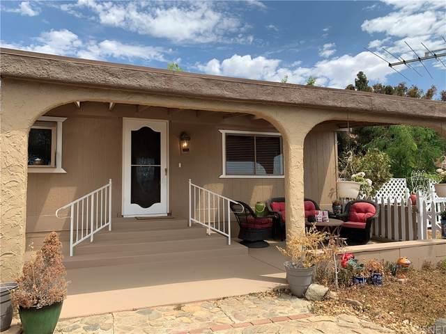 6325 Quail Road, Agua Dulce, CA 91390 (#SR21166722) :: Corcoran Global Living