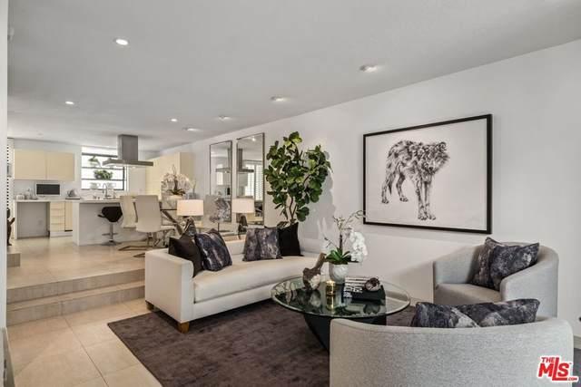 8611 Burton Way #11, Los Angeles (City), CA 90048 (#21765544) :: Wendy Rich-Soto and Associates